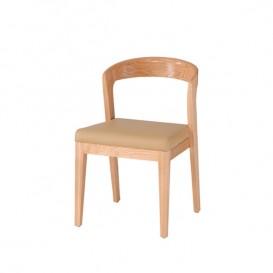 CK-1109A,링고[레자좌판] 원목의자