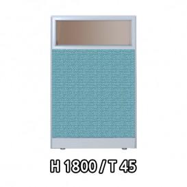 파티션/H1800[T45/상단유리]