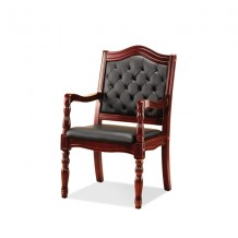DS-5623 산타페 목재 회의용 의자,목제 회의실 의자