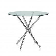 스타 유리 테이블[투명],HFT-3828,HFT-3829 강화 유리원탁