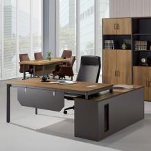 LND-503R/LND-503L 오크마운트3 책상(사이드포함)/심플/디자인책상