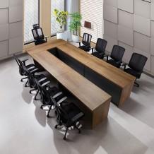 LNCT 직각형 연결형 회의탁자/대형회의실/연결형회의용테이블