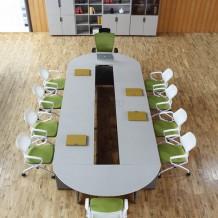 DR-.연결회의용테이블(상석/코너각/일자형)